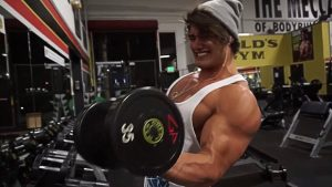 jeef siedjeff seid Hobiceps workout