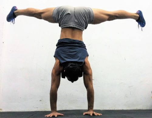Athleticult Hand stand