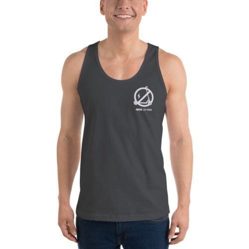 Electric Scooter Free Tank top Dark Gray