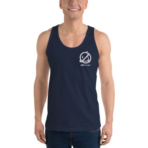 Electric Scooter Free Tank top dark blue