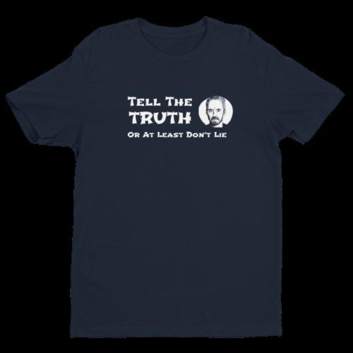 Tell The Truth JBP T shirt - Navy Blue