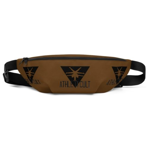 Athleticult-fannypack-s-m-brown